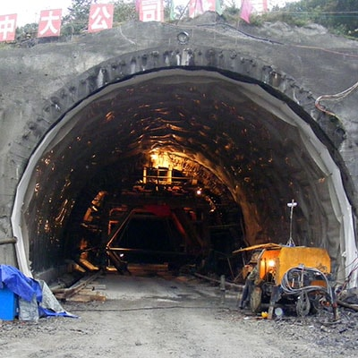 Highway Tunnel Self Drilling IBO Rock Bolts