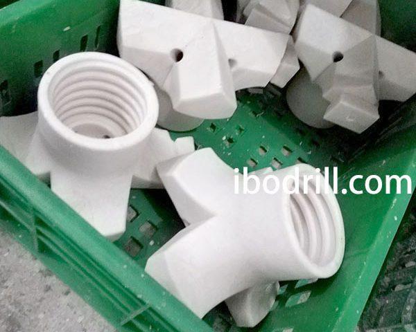 bit diameter drill bit mold
