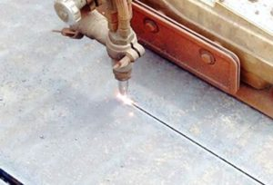 gas cutting